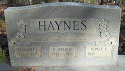Robert Weldon Haynes
