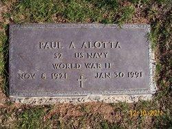 Paul A. Alotta