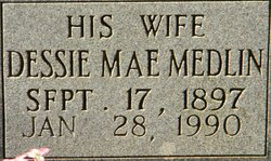 Dessie Mae <i>Medlin</i> Ferguson