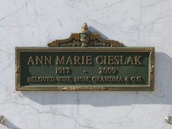 Ann Marie Cieslak