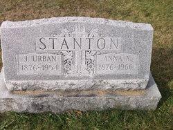 Anna A <i>Gnagey</i> Stanton