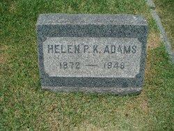 Helen Pearson <i>Kilsby</i> Adams