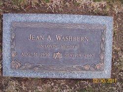Jean A. <i>Simpson</i> Washburn