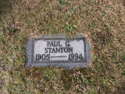 Paul G Stanton
