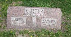 Edith Lillie Custer