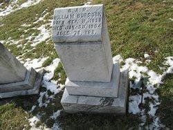 William M. Burgoon