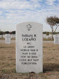 Fabian R Lozano