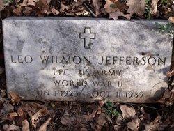 Leo Wilson Jefferson