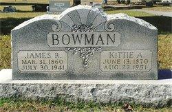 James Riley Bowman