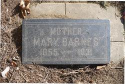 Mary Barnes