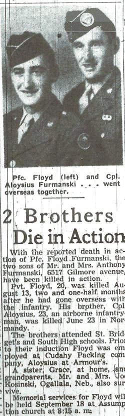 Floyd F. Furmanski