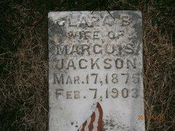 Clara Belle <i>Mathews</i> Jackson