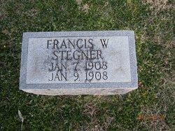 Francis W Stegner
