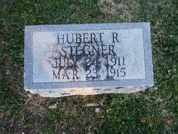 Hubert R Stegner