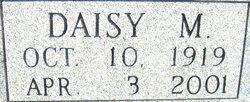 Daisy M <i>Edens</i> Barnes