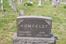 Margaret Meta <i>Boettcher</i> Homfeldt