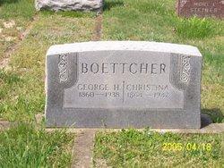 Christina <i>Michel</i> Boettcher