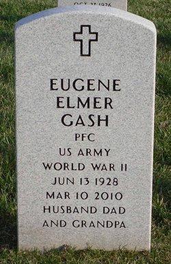 Eugene Elmer Gash