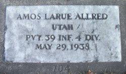 Amos Larue Allred
