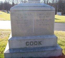 Olive C <i>Kelley</i> Cook