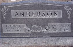 Norman Oliver Anderson