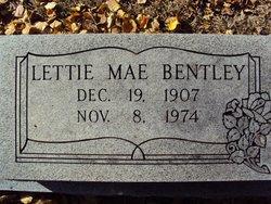 Lettie Mae <i>Grimes</i> Bentley