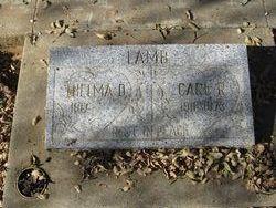 Carl Albert Raymond Lamb