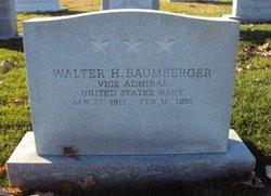 Adm Walter Harlen Baumberger