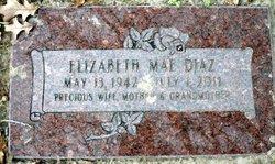 Elizabeth Mae <i>Snyder</i> Diaz