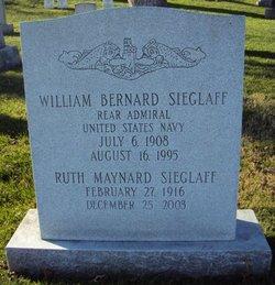 Adm William Bernard Barney Sieglaff