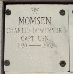Capt Charles Bowers Momsen, Jr