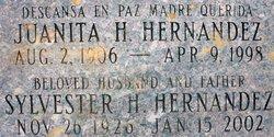 Sylvester H Hernandez