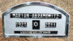 Miriam <i>Cohen</i> Abramowitz