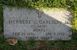 Herbert C Carlson, Jr