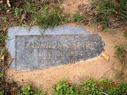 Fannie <i>Roberts</i> Carter