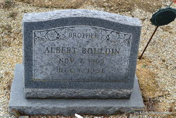 Albert Bouldin