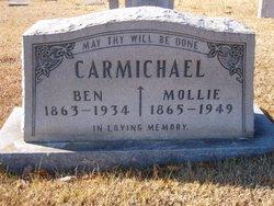 Benjamin Ben Carmichael