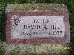 David Newton D.N. Hill