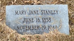 Mary Jane Stanley