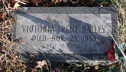 Victoria Irene Bailey
