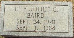 Lily Juliet Baird