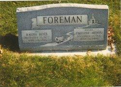 Ralph Ross Foreman