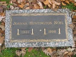 Joanna <i>Huntington</i> Noel