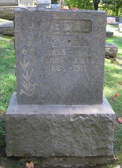 Egbert F. Bell