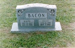 Millie <i>Brewington</i> Bacon
