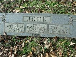 Stephen T John