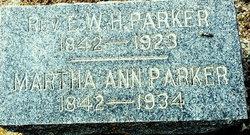 Martha Ann Little Parker