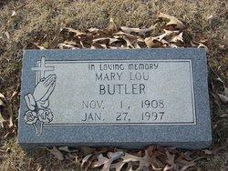 Mary Lou Butler