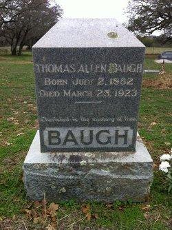 Thomas Allen Baugh