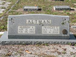 Hudson Alonzo Altman